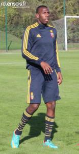 Alassane Touré rclensois